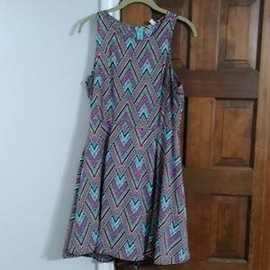 Girls Sleeveless dress by GB size Large NWT